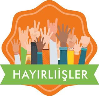 HAYIRLI İŞLER Logo Çalışması