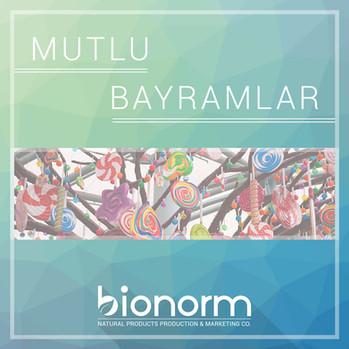 bionorm | Özel Gün Paylaşım Tasarımı