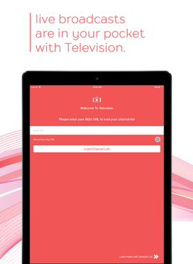 Television App | AppStore