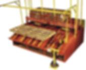 Custom Wide Pallet System