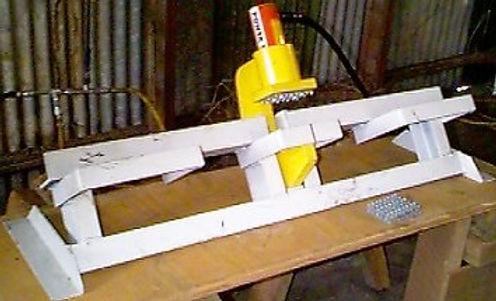 Hand Plater/Stringer Splicer