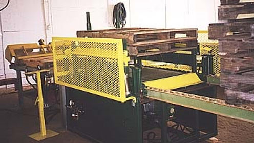 Pallet Destacker/Dispenser