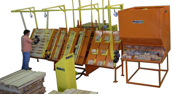 Block Pallet Systems