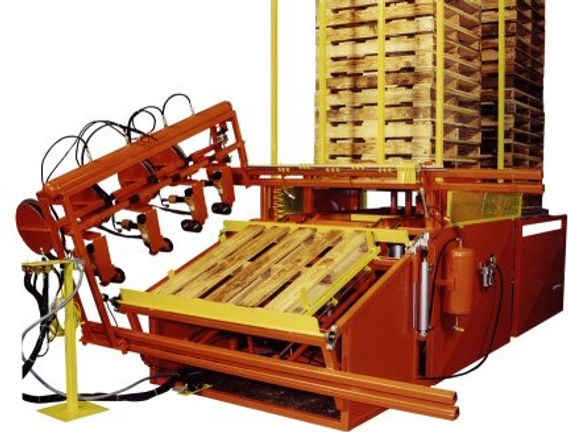 Mustang 4000 Automatic Nailing System