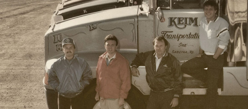 Photo from the Cummins News 1988