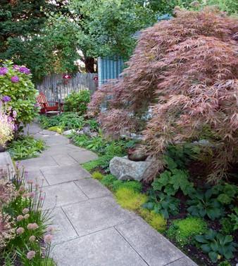 Langley Cottages Garden