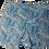 Maillot Public beach leo vigor motif bleu