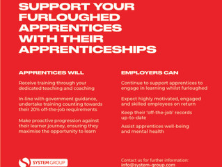 Employers Can Support Furloughed Apprentices With Their Apprenticeships!