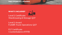 Free Funded FLT Training!
