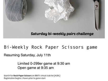 Rock, Paper, Scissors multi-unit games