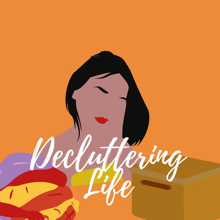 Declutter and Let Your Mind Flutter