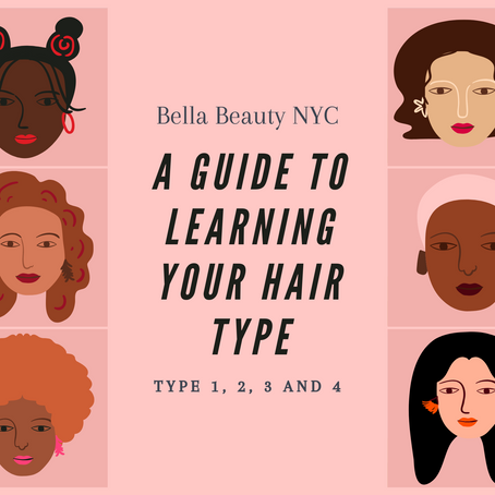 A Guide to Learning Your Hair Type