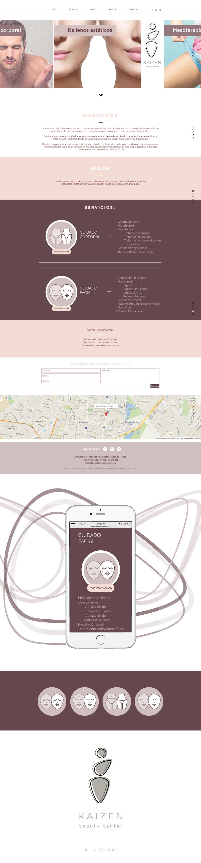 Web e ilustraciones