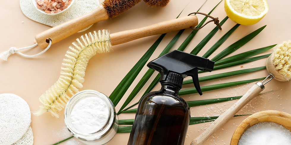 DIY Cleaning Products- Toxin Free Home