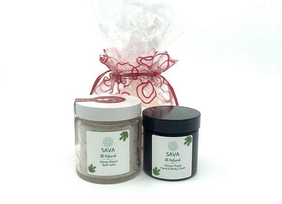 Winter Peace Gift Set