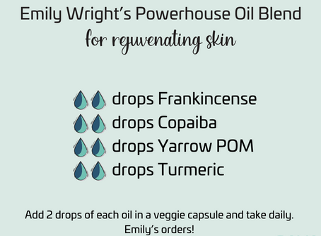 Our Oil Tip of the Week
