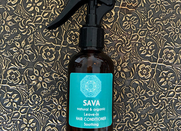 Leave-in Soothing Hair Conditioner