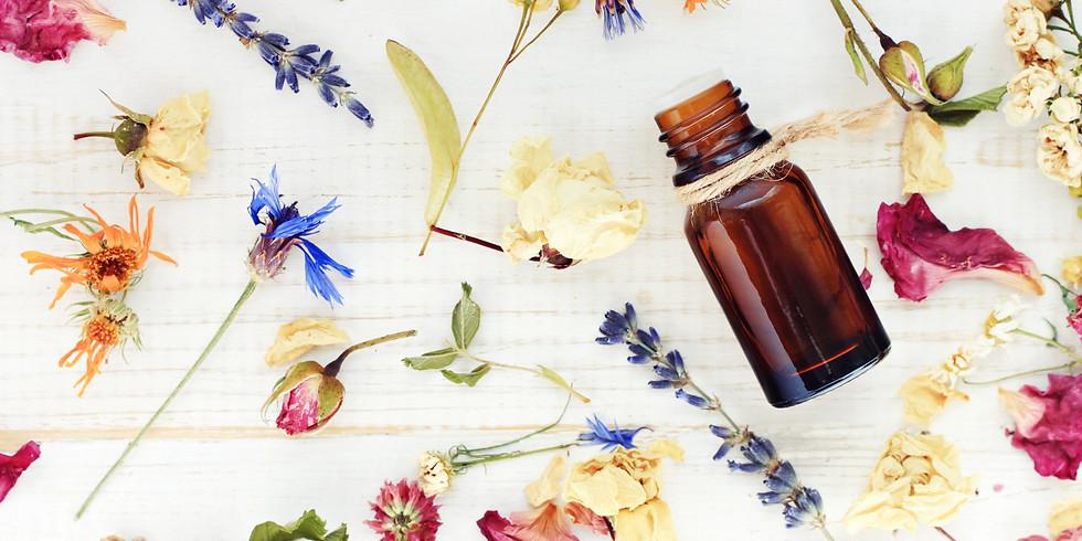 Essential Oil Basics- For Beginners