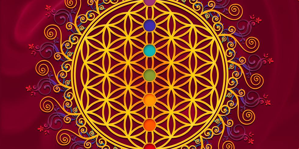 Aroma Yoga - Rebalancing the Chakras