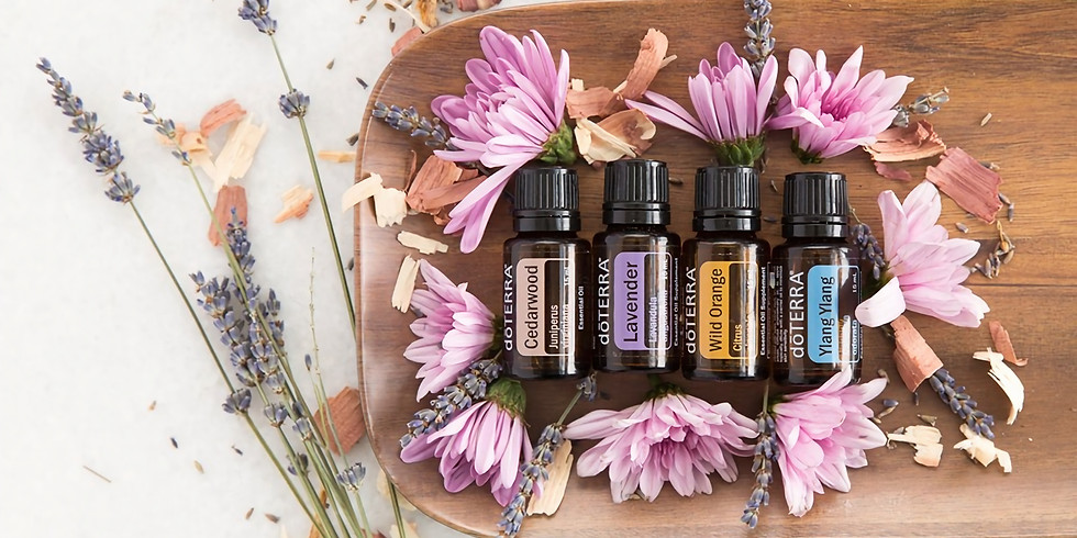 Building a Business with DoTerra