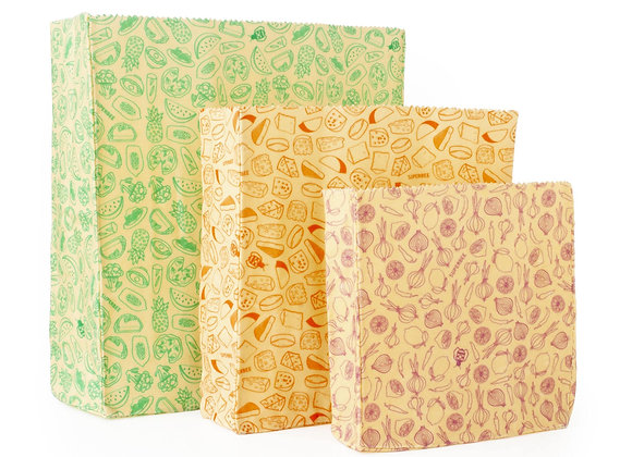 Superbee Beeswax Bags