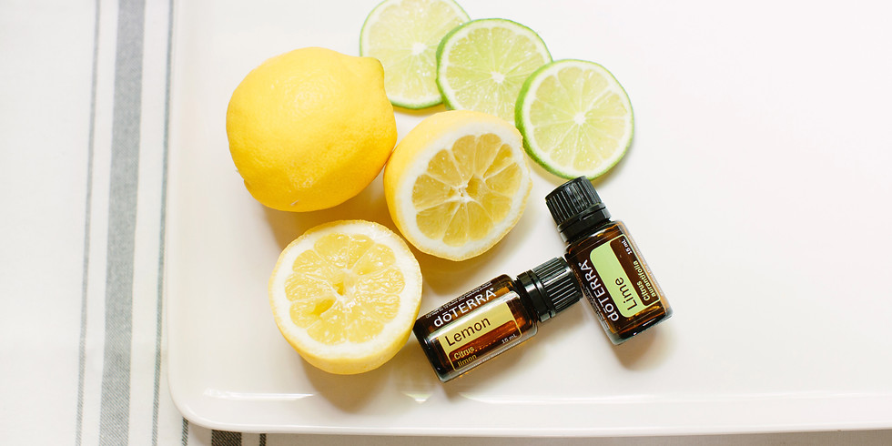 Essential Oil Tips & Tricks  For Summer - In Person