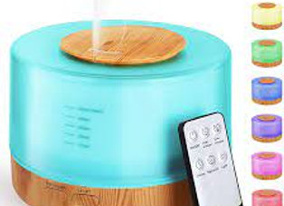 Aroma Diffuser-500 ml with Bluetooth Speaker
