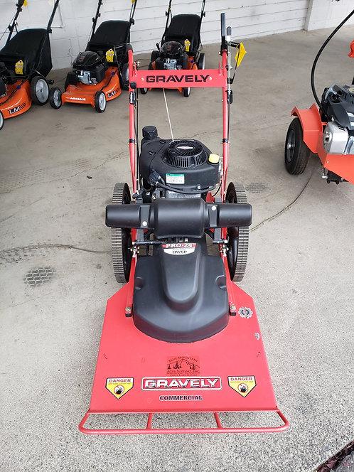 Pro-24 High Wheel Brush Cutter