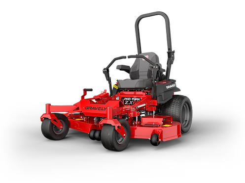 Gravely PRO-TURN ZX 52