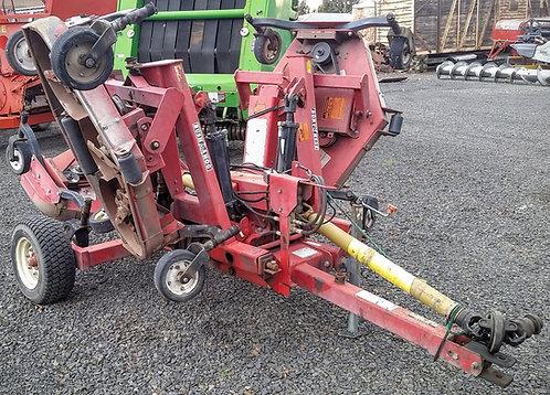 USED 2005 Bush Hog TD1100M Tri-Deck Mower