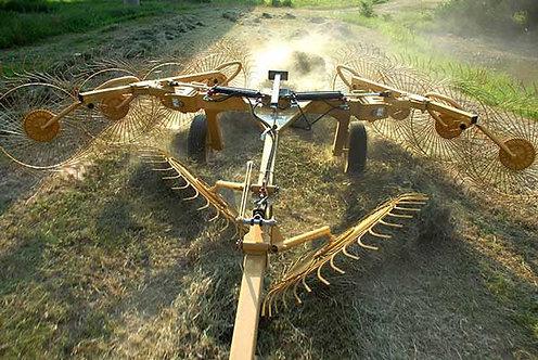 Vermeer VR1022 Carted Wheel Rake