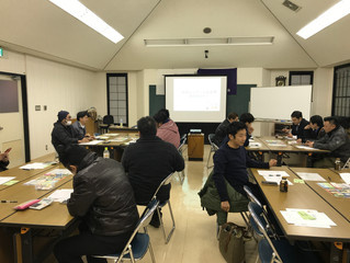 諫早市商工会本所でセミナーを開催!!