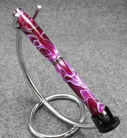 Commission Stylus in Purple Swirl