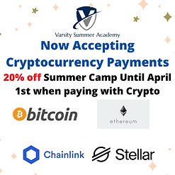 Now Accepting Cryptocurrency Payments 20
