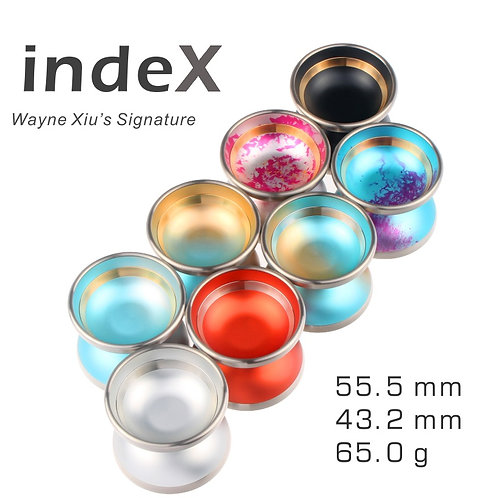 Index-Tri-Metal (7075tiss)