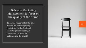 BRAND DEVELOPMENT  The brand marketing firm, helping your company or business stand out am
