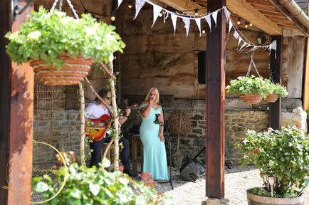 Serenaded at your Ceremony