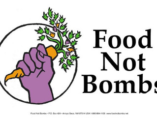 Fundraiser: Food Not Bomb