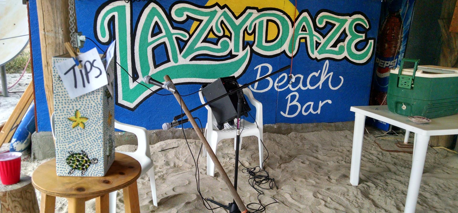 LAZY DAZE - Los Barilles Mexico