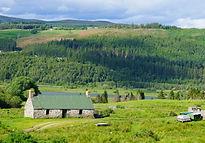 architect highlands angus cottage rural design plans