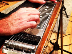 John Wins BCCMA Award For Steel Guitar Player of the Year
