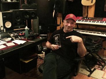 John Picks Up BCCMA Award