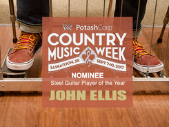 John Receives CCMA Award Nomination