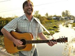Chris Ronald Nominated for Canadian Folk Music Award