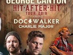 On Tour with George Canyon, Doc Walker, and Charlie Major