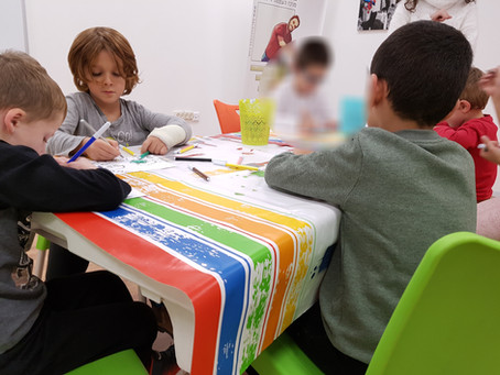 שיפור כישורים חברתיים אצל ילדים
