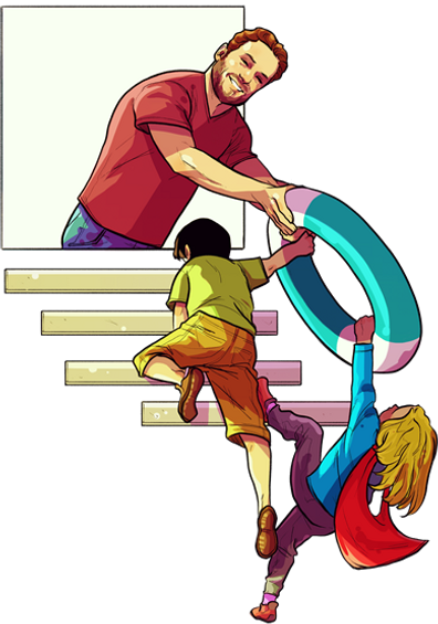 גלגל הצלחה - המרכז לכישורים חברתיים לילדים
