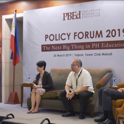 PBEd: Work together, choose leaders who will push for education reform