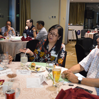 PBEd hosts first ever Industry-Academe Mixer for Civil Engineering