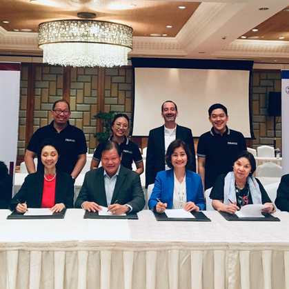 Skills training slots open for young Filipinos as YouthWorks PH inks deal with schools, industry